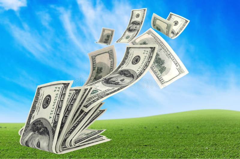 Currency Wealth stock images