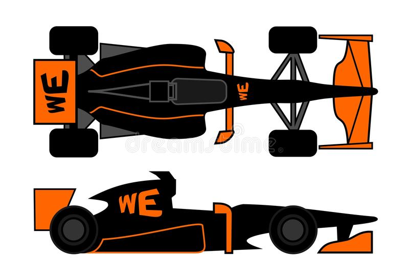 Download Current racing car stock vector. Illustration of prototyping - 18708141