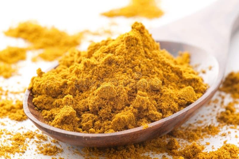 Curry stockfotos