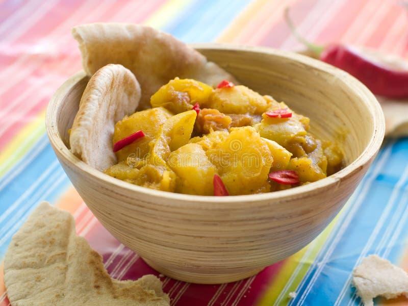 Curry foto de archivo libre de regalías