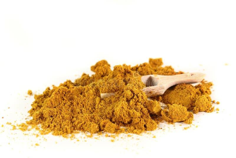 Curry stockfoto