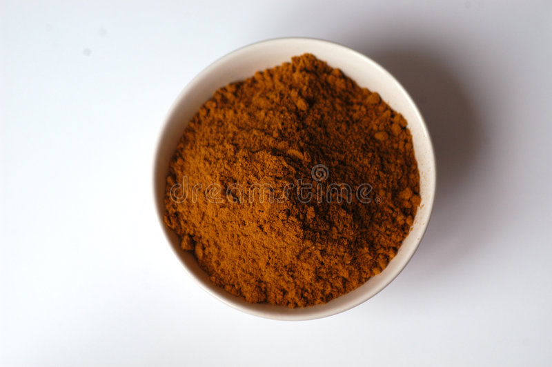 curry royaltyfri foto