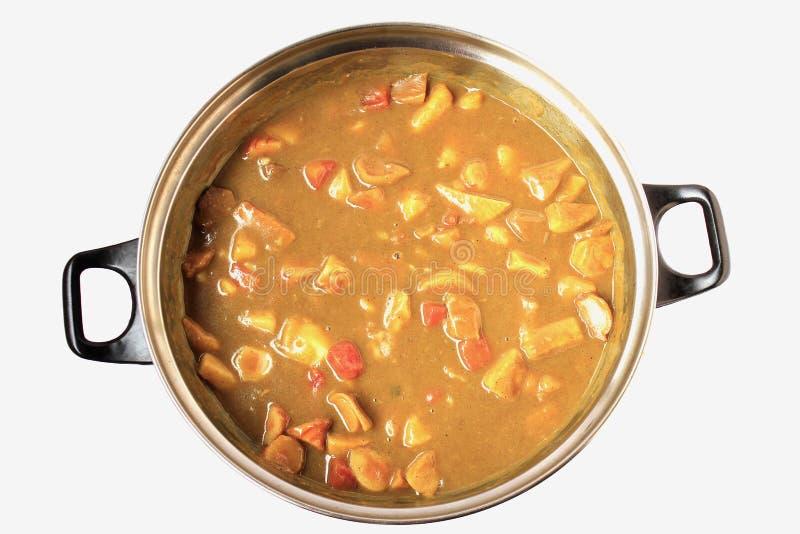 Curry fotografia stock libera da diritti