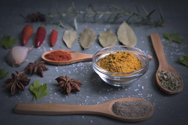 curry stockbild