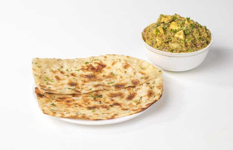 Curry di Veg Jaipuri fotografie stock