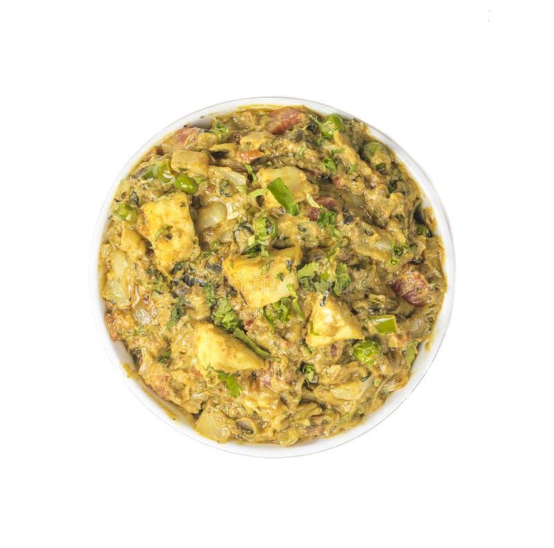 Curry di Veg Jaipuri immagine stock