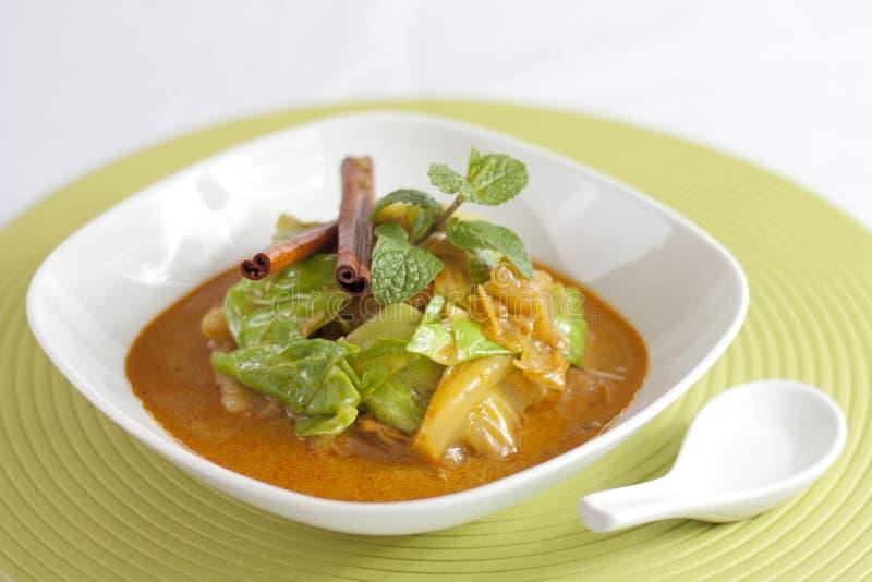 Curry'ego warzywo obrazy stock