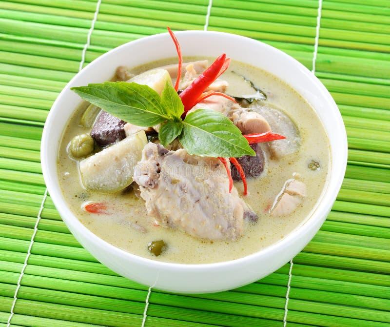 Curry Huhn stockbilder