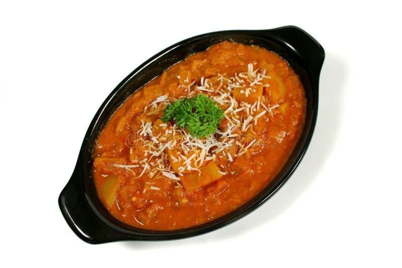 curry jagnięce hindusa 1 obraz stock