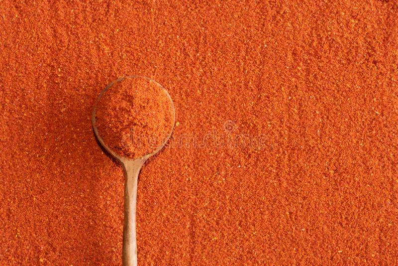 CURRY POWDER: SOME LIKE IT HOT 04 stock image