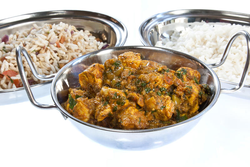 Download Curry & Rice Stock Image - Image: 23202311