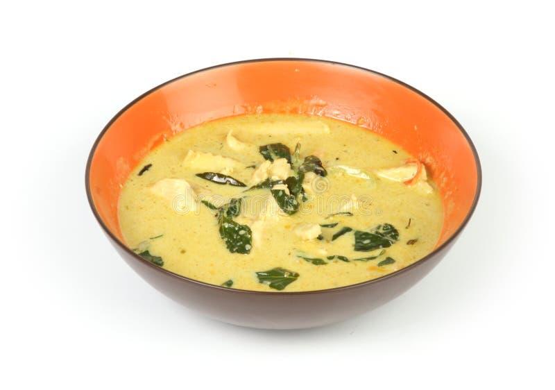 Download Curry verde tailandés imagen de archivo. Imagen de bocado - 7285039
