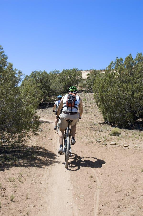 Download Curseurs Sur La Boucle De Rustlers Photo stock - Image du course, désert: 729580