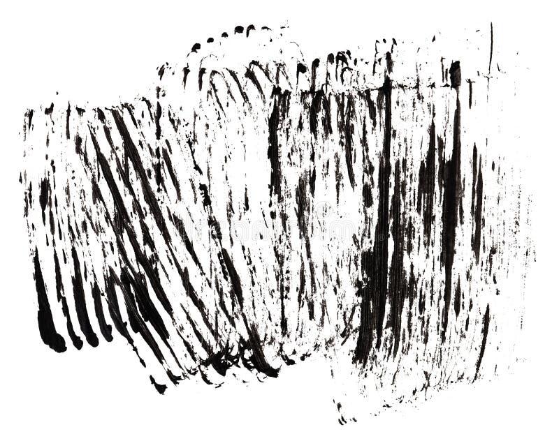 Curso (amostra) do mascara preto imagem de stock