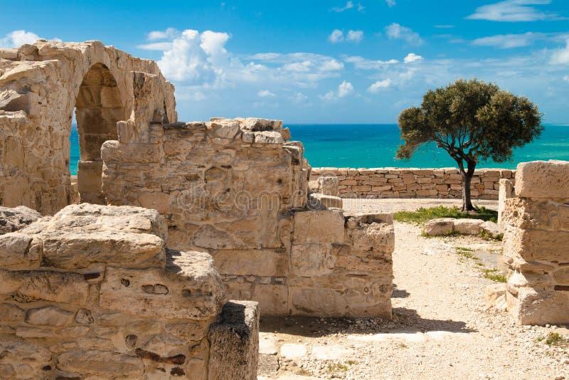 Curso Chipre imagem de stock royalty free