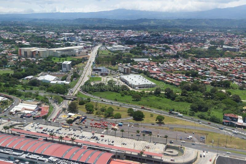 Curso Costa Rica fotos de stock royalty free