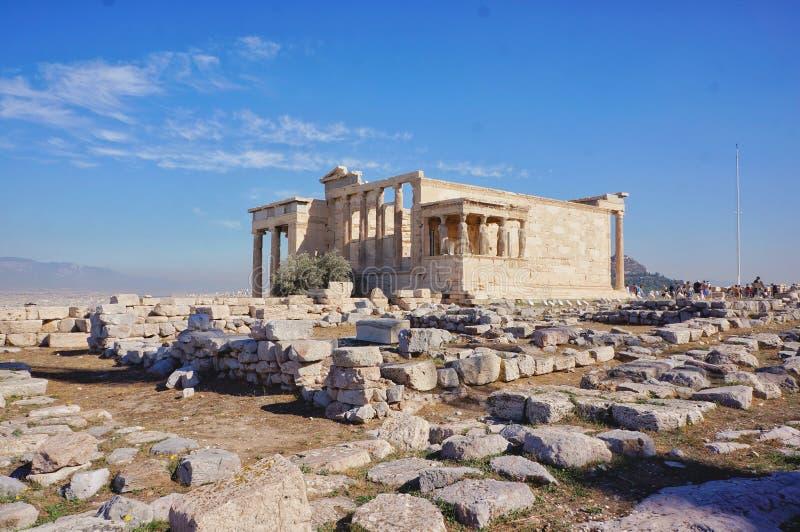 curso de greece para férias da lua de mel imagens de stock royalty free