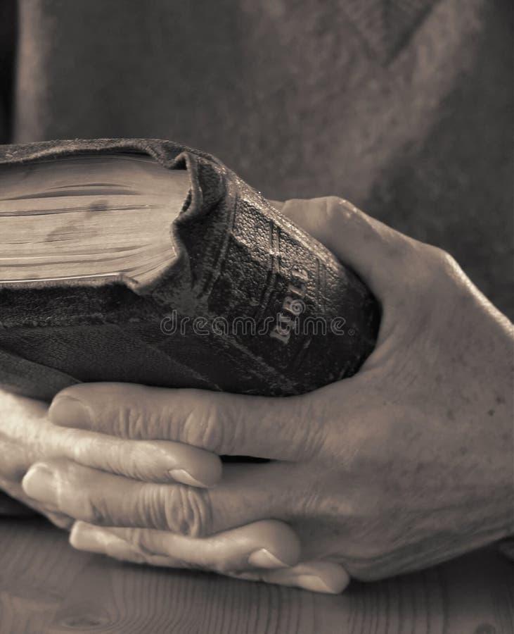 Curso de la vida de la fe imagen de archivo libre de regalías