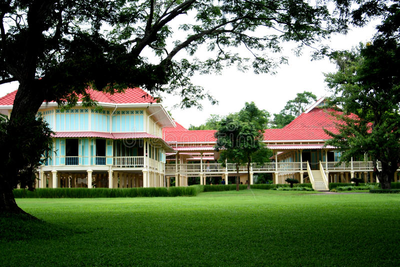 Curso de Phetburi imagem de stock royalty free