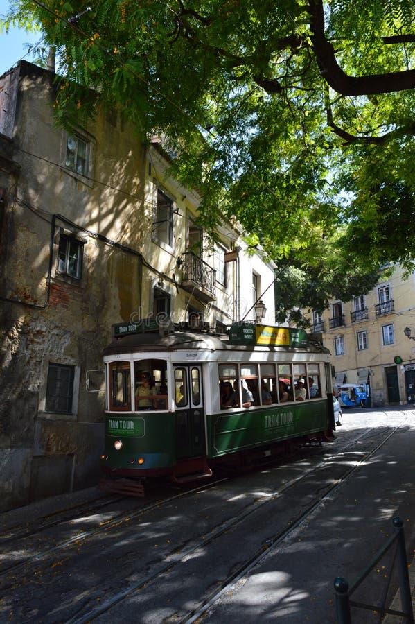 Curso em Lisboa imagens de stock royalty free