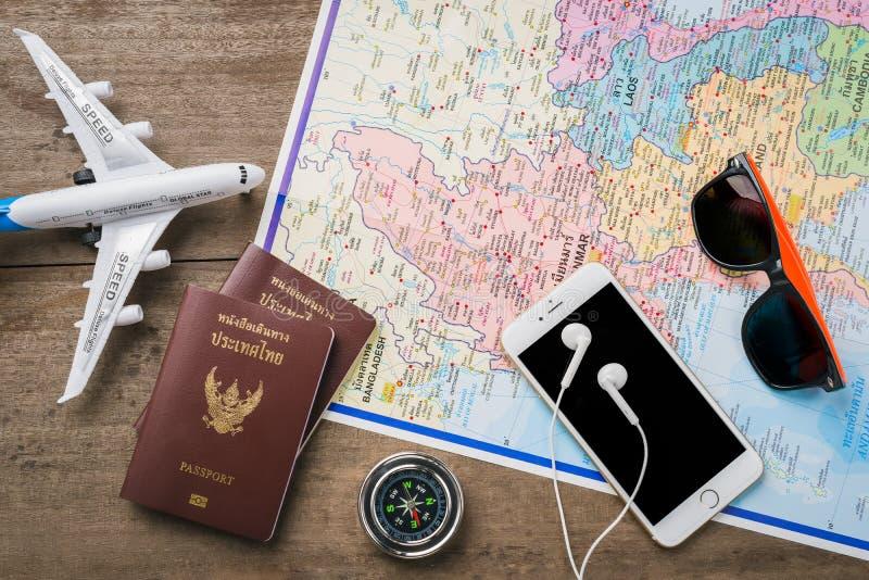 Curso, férias da viagem, modelo do turismo imagens de stock royalty free