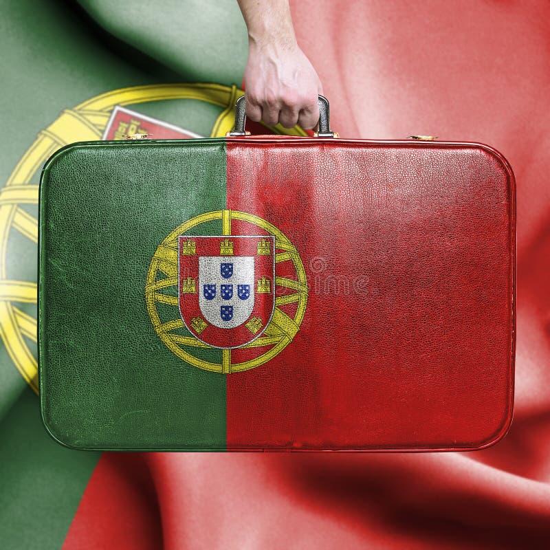 Curso a Portugal fotos de stock