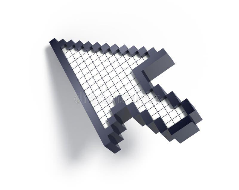cursore 3d