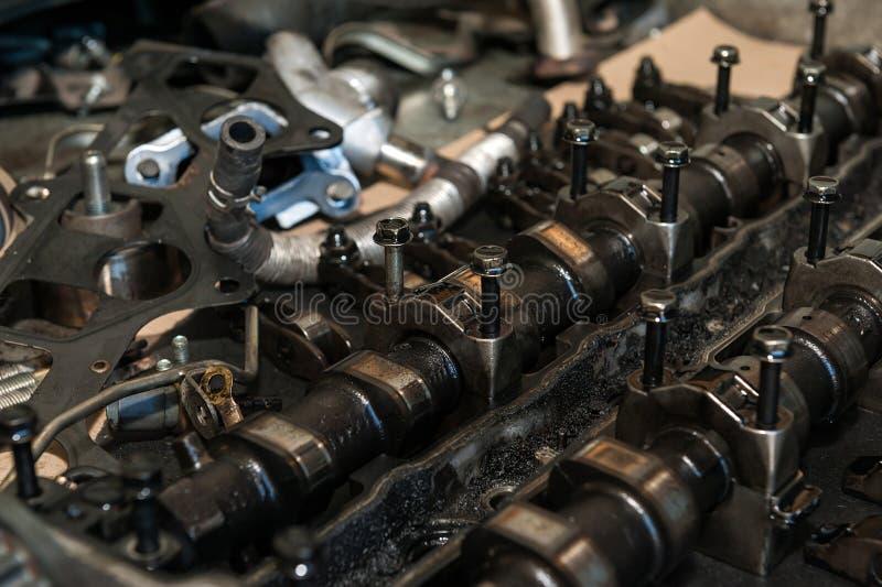 Cursos do motor de automóveis fotos de stock royalty free