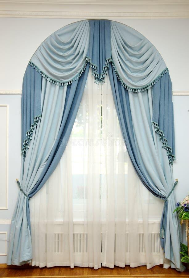 Curtain#2 royalty-vrije stock fotografie