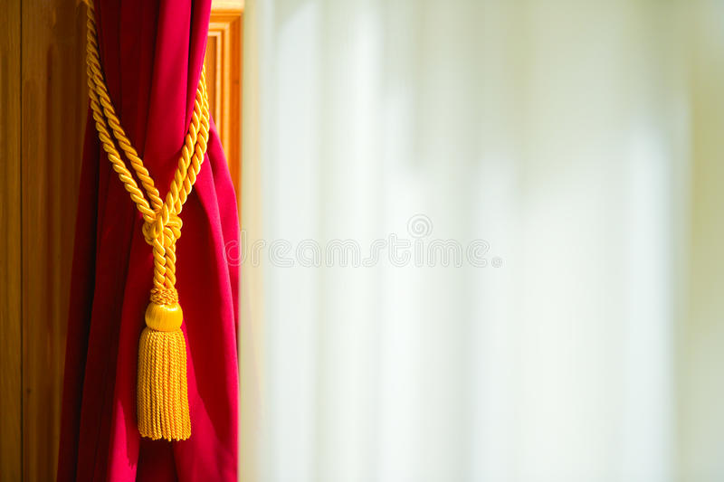 Download Curtain stock image. Image of performance, exhibition - 26434489