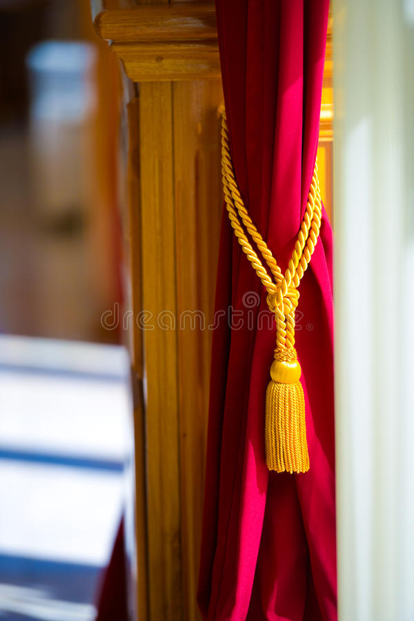 Download Curtain Royalty Free Stock Images - Image: 26915629