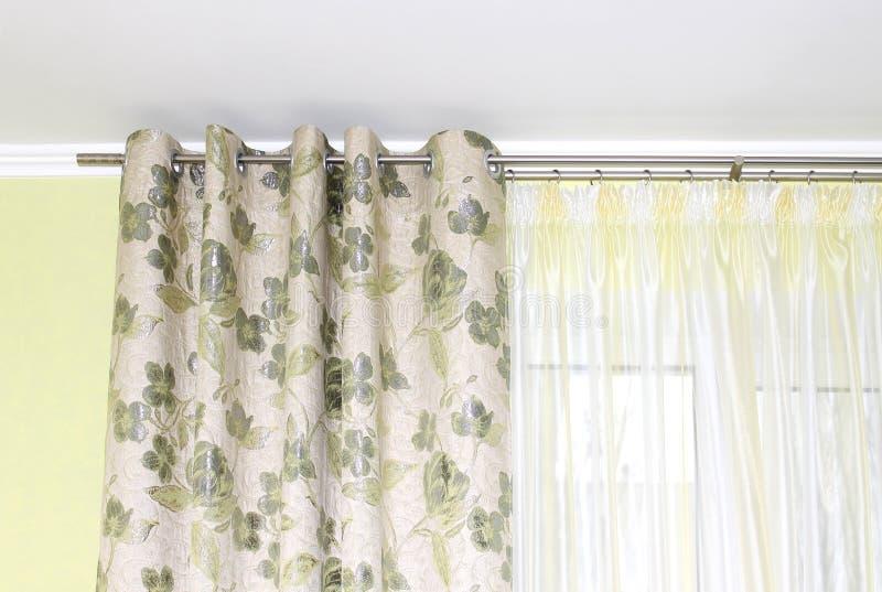 Curtain close-up