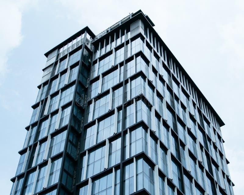Curtain Glass Building Under Blue Sky Free Public Domain Cc0 Image