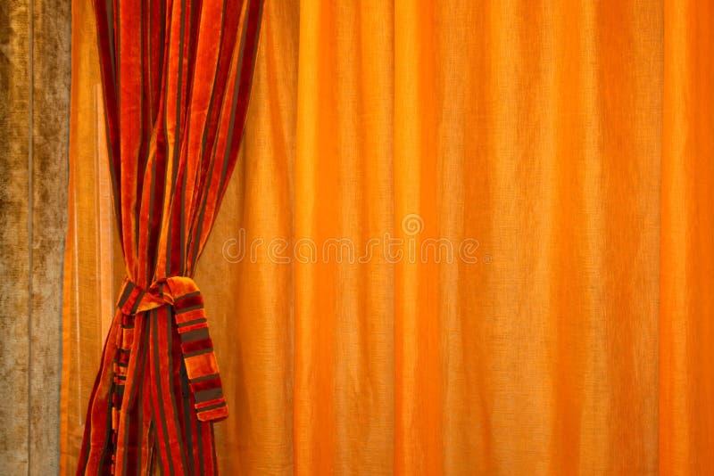 Curtain Horizontal Stock Photos