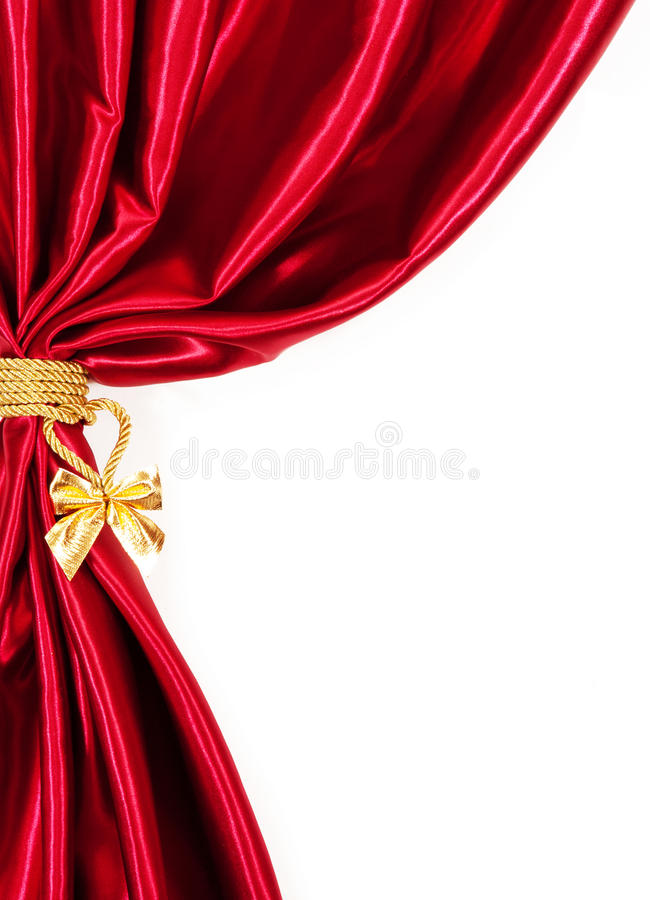 Download Curtains stock photo. Image of classic, ceremony, decoration - 28061530