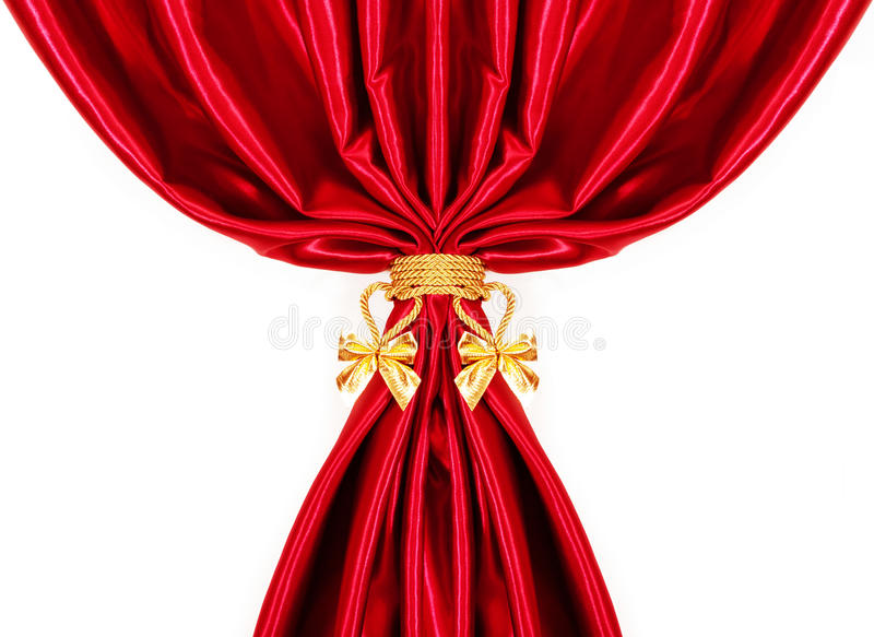 Download Curtains stock photo. Image of drape, arts, antique, awards - 28189366