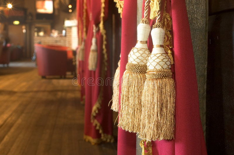 Download Curtains stock photo. Image of luxurious, interior, classy - 332060
