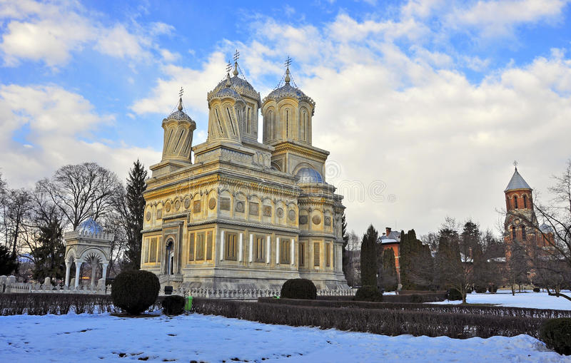 Download Curtea De Arges Monastery Royalty Free Stock Images - Image: 18687839