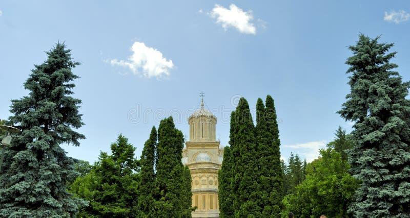 Download Curtea De Arges Monastery In Romania Stock Image - Image: 10054255
