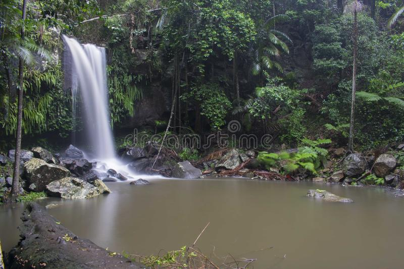 Curtis Falls royalty free stock photography