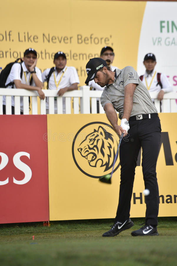 Download Curtis Luck, Championnat 2017 De Maybank Image éditorial - Image du golf, championnat: 87707210