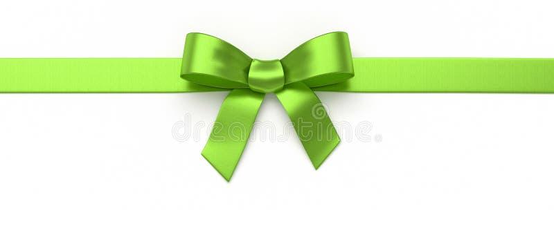 Curva de seda verde fotos de stock
