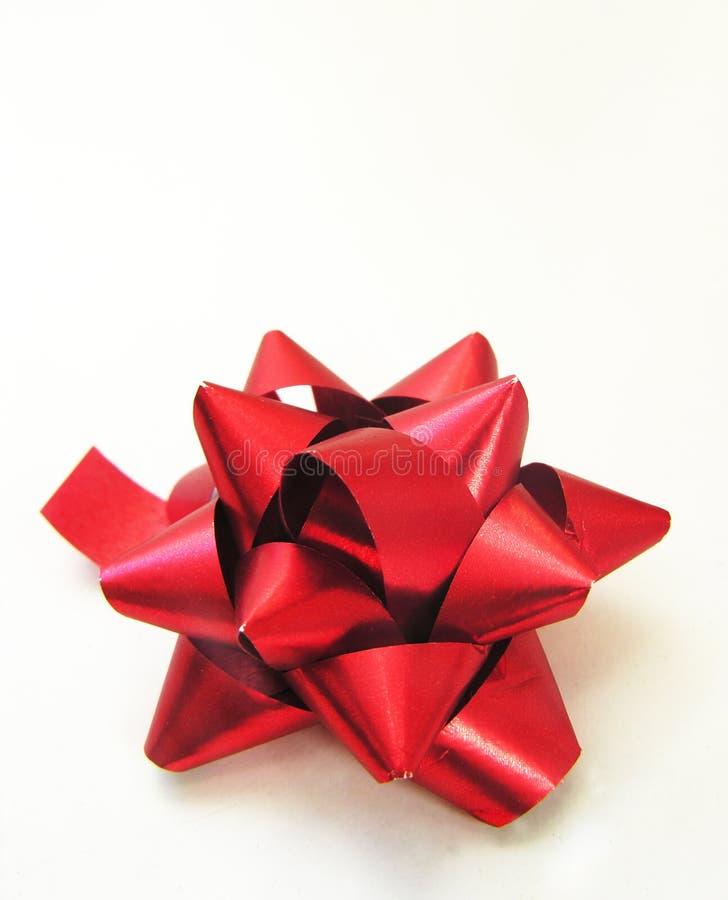 Curva do Natal imagem de stock