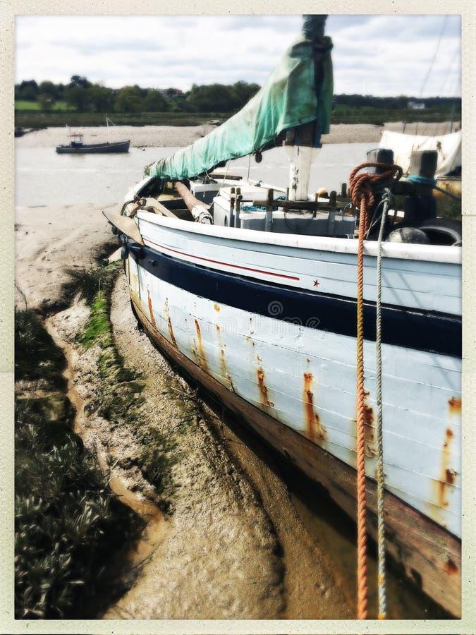 Curvas del barco imagen de archivo libre de regalías