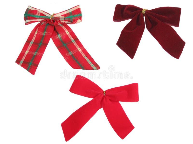 Curvas do Natal imagens de stock