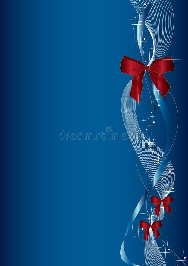 Curvas Do Natal Fotografia de Stock