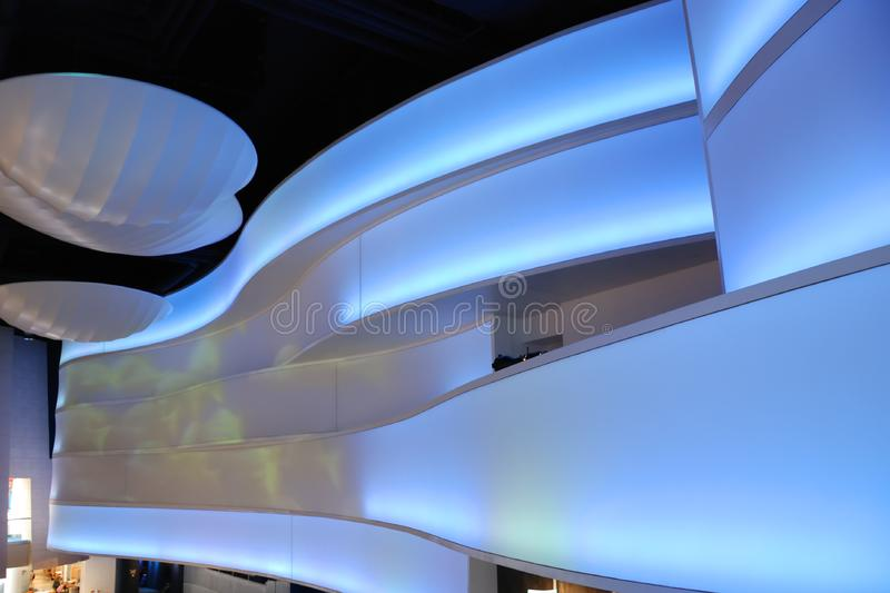Download Curve stock photo. Image of tour, round, light, smooth - 4004334