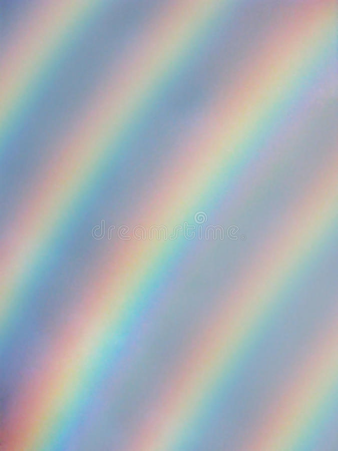 Curve del Rainbow - contesto fotografie stock libere da diritti