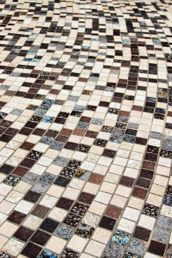 Curved Ceramic Tile Stock Image Image Of Modern Mosaic 19523199