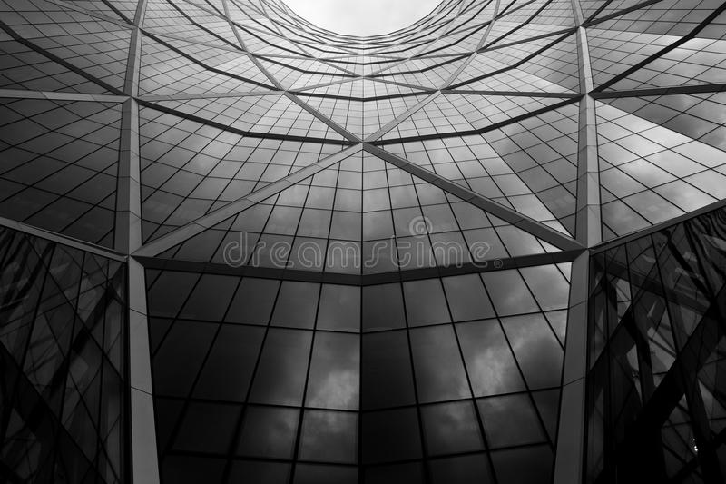 Curved Glass Building Exterior Free Public Domain Cc0 Image